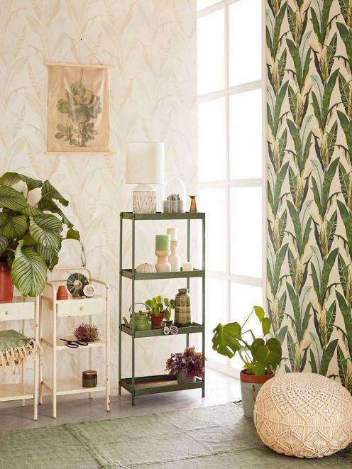 Oxidised greens work well with olive green, terracotta browns and creamy yellowed whites. Try...