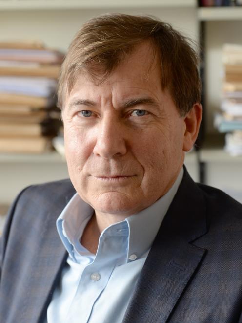 Prof Robert Patman. Photo: ODT files