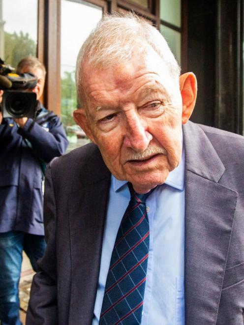 Ron Brierley has admitted possessing child sexual abuse material and faces 10 years in jail....