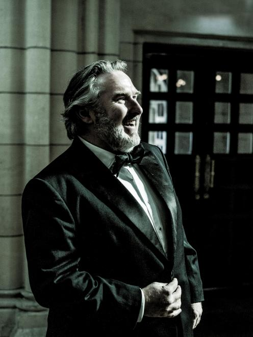International tenor Simon O'Neill cannot wait to perform Wagner in his home town. Photo: Supplied