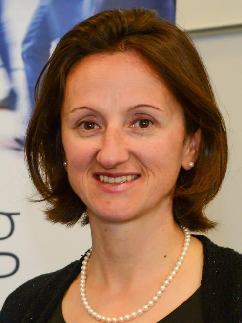 Associate Professor Sandy Mandic