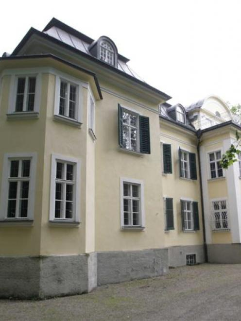 The Von Trapp home at the centre of the controversy. Photo by AP.