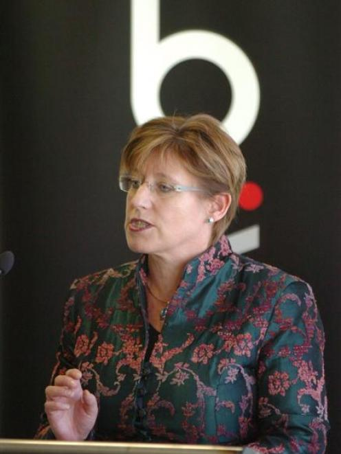 Lianne Dalziel says import tariffs will be held at 2009 levels for two years. photo by Linda...