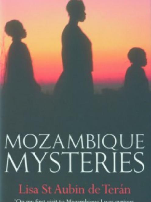 Afbeeldingsresultaat voor lisa st aubin de teran mozambican mysteries