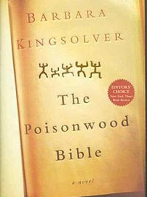 THE POISONWOOD BIBLE <br> <b> Barbara Kingsolver