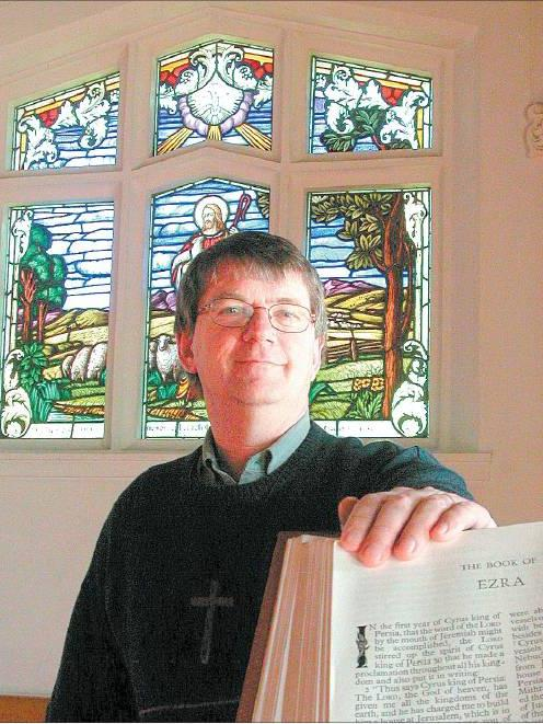 Coping with a shortage of ministers: Four Presbyterian parishes, almost a third of those in South...