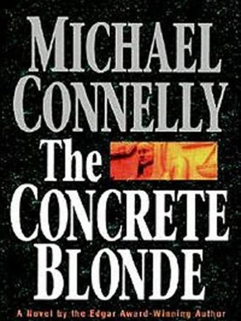 THE CONCRETE BLONDE <br> <b> Michael Connelly