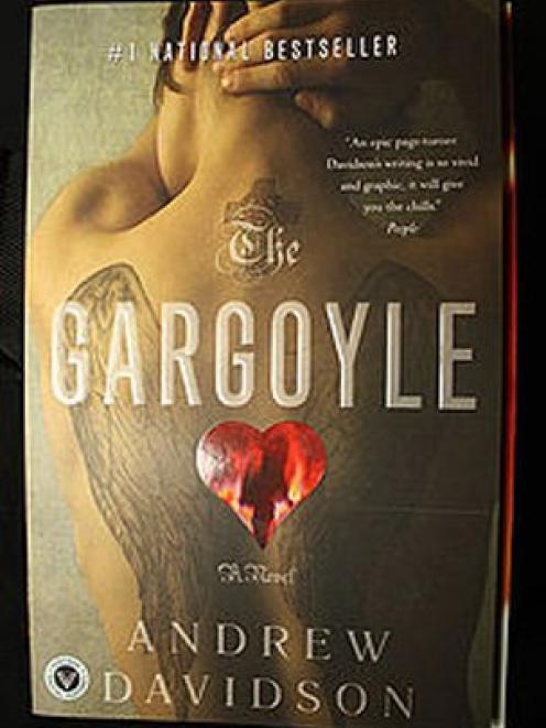 THE GARGOYLE <br> <b> Andrew Davidson