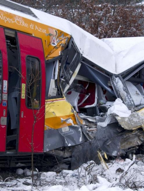 A derailed tourist train in the French Alps killed two and injured at least seven people. The...