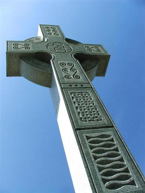 <i>Celtic Cross</i>, by Stephen Mulqueen/Bingham and Co.