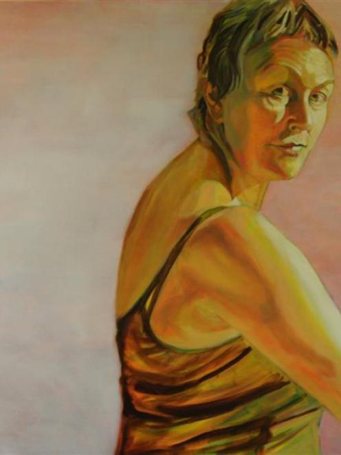 <i>Present</i>, by Vicki Urquart.