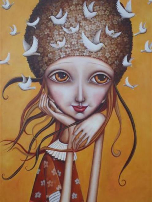 <i>Sunshine,</i> by Emma Butler