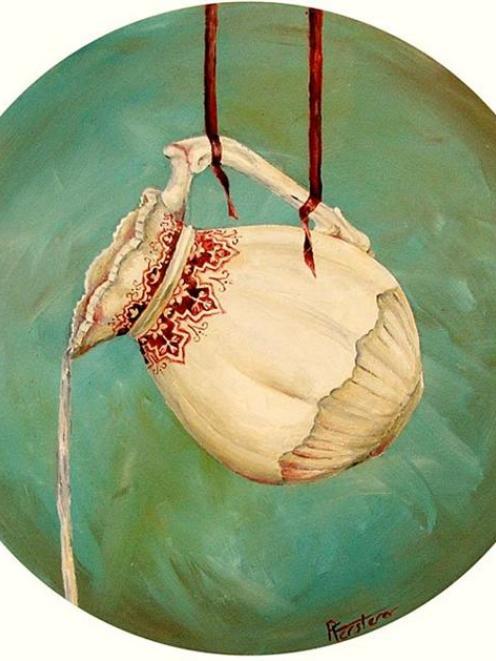 <i>Untitled</i>, by Petra Fersterer.