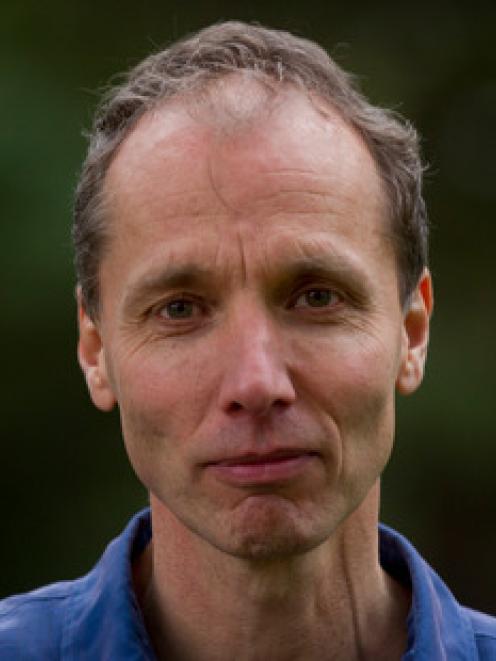 Nicky Hager. Photo NZ Herald