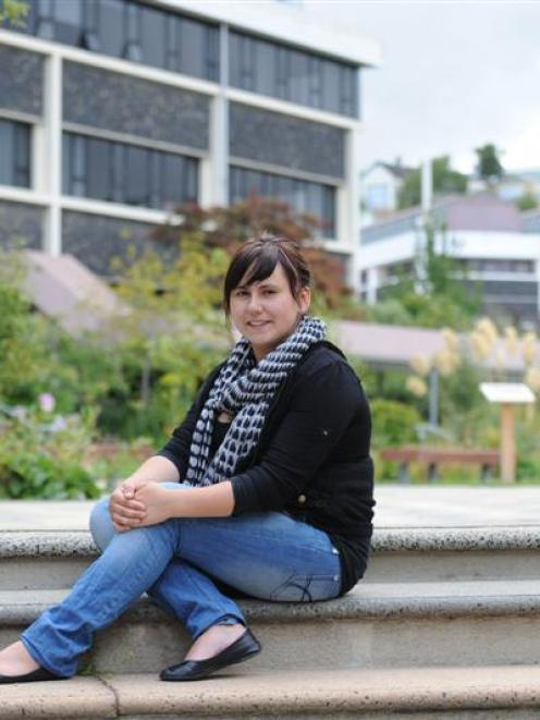 Otago Polytechnic Students' Association (OPSA) president Rebecca Swindells (22) says O-Week is...
