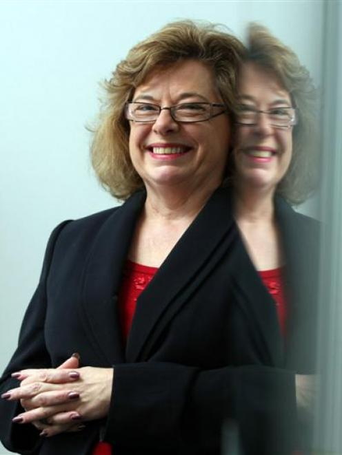 Paula Rebstock has been charged with overseeing Government welfare spending. Photo by the New...