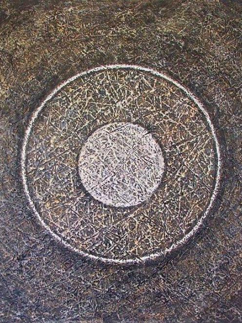 'Portholes', Tony Tarasiewicz (Bellamy's Gallery).
