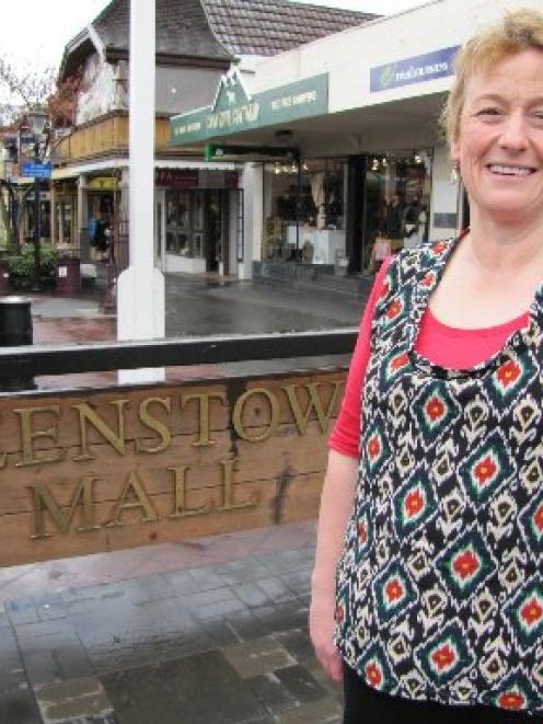. Queenstown Lakes Mayor Vanessa van Uden starts work today, after her decisive victory in the...