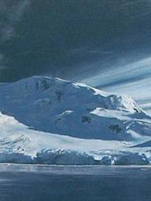"""""""Geographers Antarctica and New Zealand"""", Tracy Connolly (Mint Gallery)"""