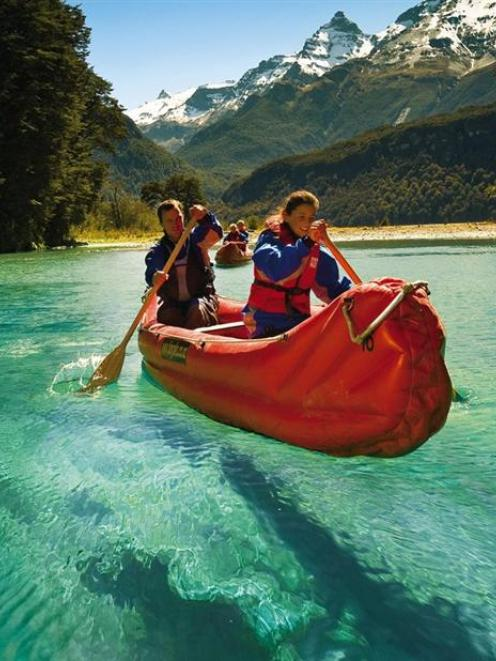 Recreation in the Dart River is perfect on a hot summer's day, but not all of our rivers are so...