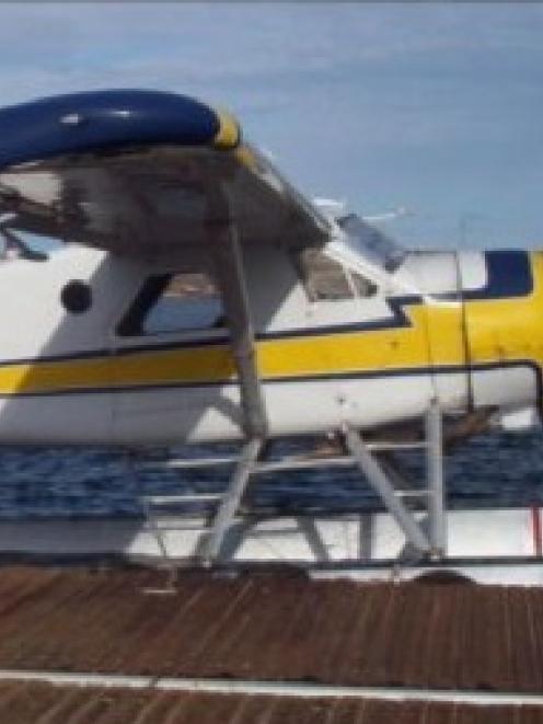 A De Havilland Beaver float plane. Photo supplied.