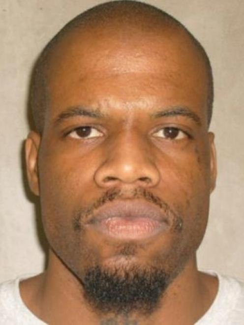 A Department of Corrections photo of Clayton Lockett. REUTERS/Oklahoma Department of Corrections