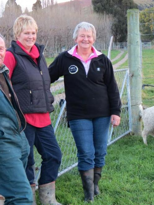 A field day hosted by Bill and Irene Campbell on their property near Roxburgh recently was part...