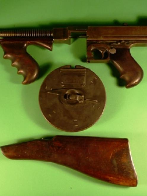 Bonnie and Clyde guns up for auction | Otago Daily Times Online News