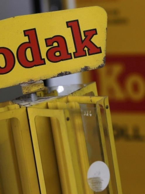 Kodak files for bankruptcy | Otago Daily Times Online News