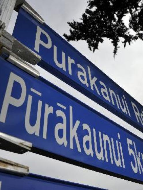 A new Dunedin City Council road-naming policy could resolve examples of contradictory spelling...