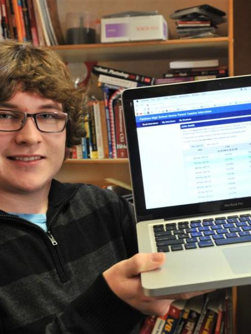 A new website built by Bayfield High School pupil Indy Griffiths has been launched nationwide...