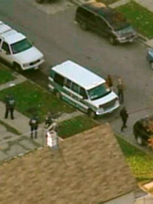Body in SUV Jennifer Hudson's nephew | Otago Daily Times Online News