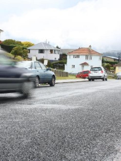 A Stenhope Cr resident wants the Dunedin City Council to install speed bumps on the road to stop...