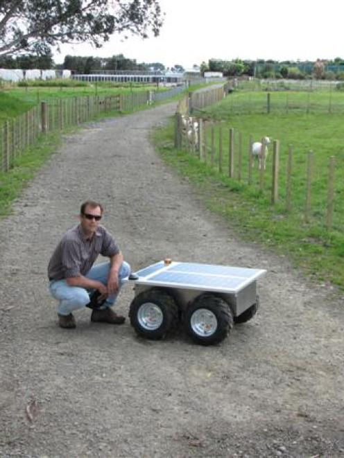 A team from AgResearch and Lincoln University, led by Dr Andrew Manderson, pictured, has...