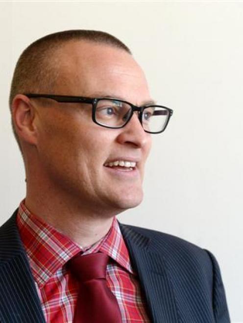abour revenue spokesman David Clark defends his party's capital gains tax proposal. Photo by...