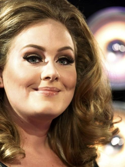 Adele has thanked her US fans.