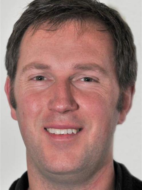Adrian Kerr.