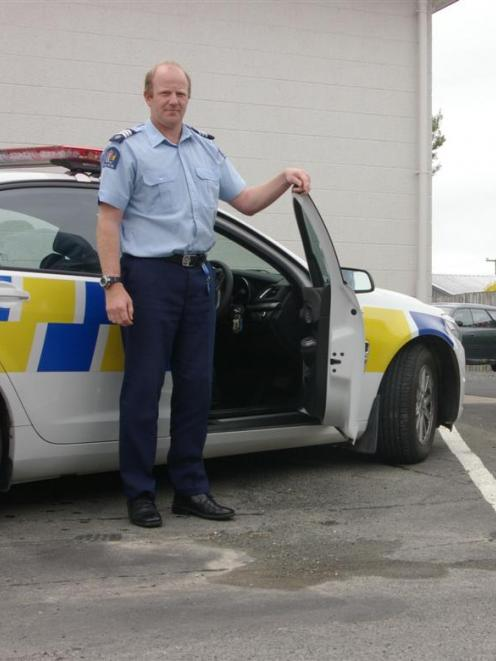 After 17 years  policing his hometown of Balclutha, Sgt Craig Dinnissen  has accepted a role at...