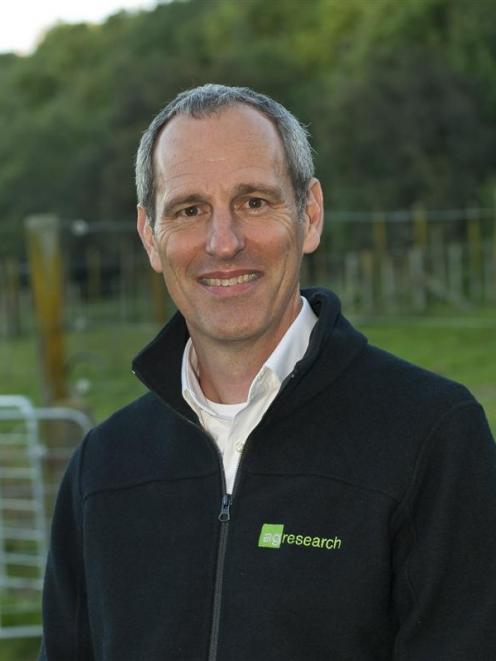 AgResearch CEO Tom Richardson explains how Invermay will shrink and why. Photo supplied.