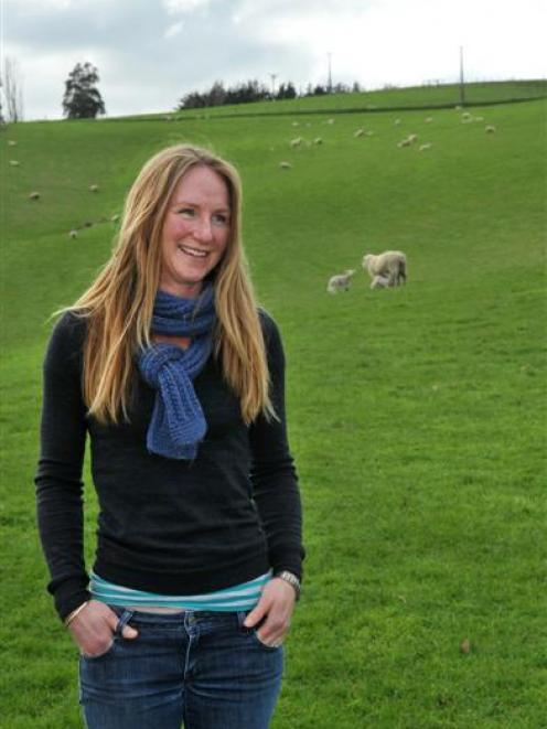AgResearch microbiologist Dr Jen Robson is looking forward to seeing some changes on the Invermay...