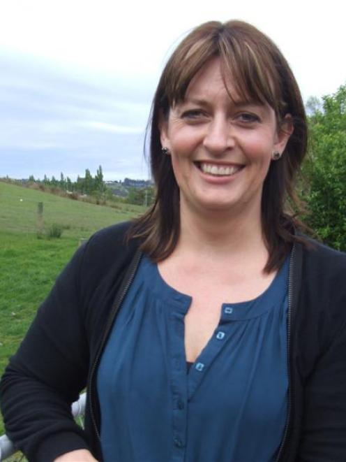 AgResearch scientist Dr Julie Everett-Hincks gets job satisfaction from helping farmers. Photo by...