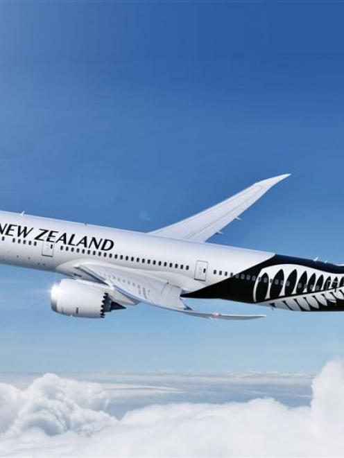 Air New Zealand and other New Zealand companies have had a rise in their earnings during the...