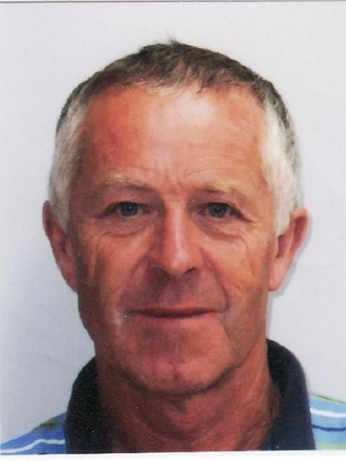 Alan Gillespie.