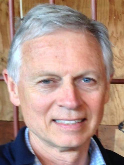 Alastair Porter.