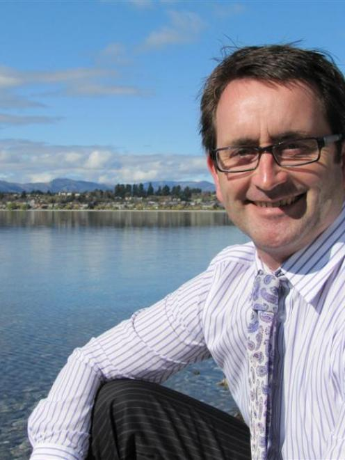 Alistair King, principal of accounting firm WHK, is chairing a Wanaka economic growth forum....
