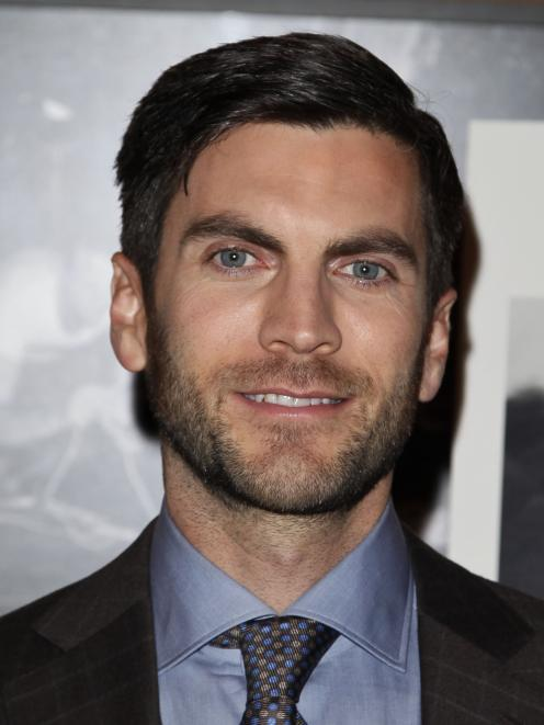 American actor Wes Bentley. Photo by Getty Images.