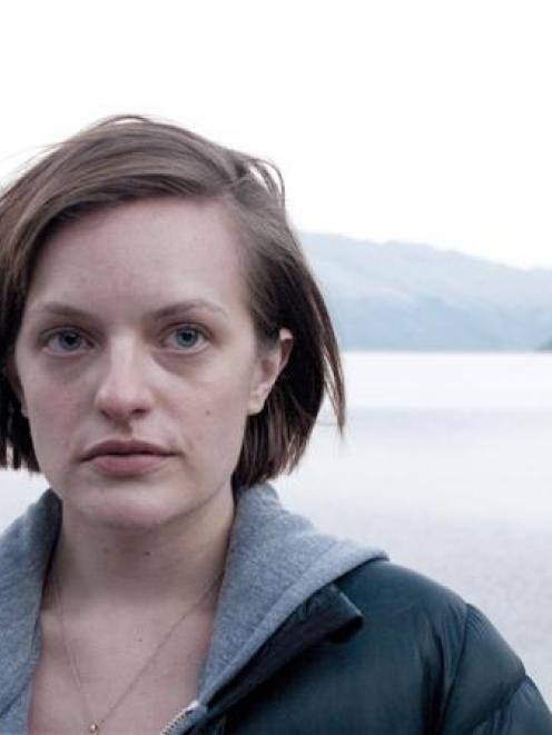 American actress Elisabeth Moss earned rave reviews from critics for her role as a troubled...