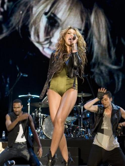 Sorry, that Miley cyrus concert slutty