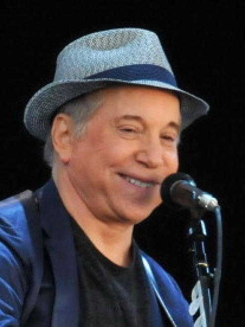 American singer/songwriter Paul Simon will star in the second major international concert at...