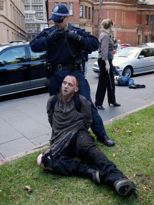 Muslims warned NSW police before protest   Otago Daily Times